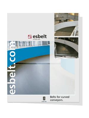 Esbelt Conveyor Belts for Curved Conveyors