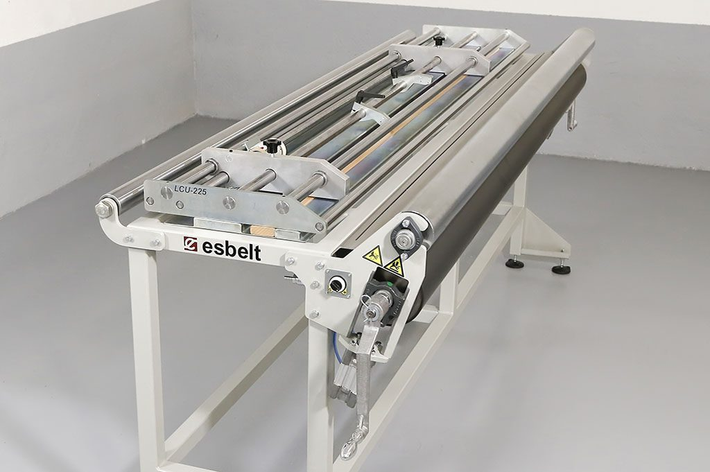 Esbelt-manual-slitter-conveyor-belts