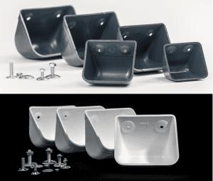 Thermoplastic Buckets