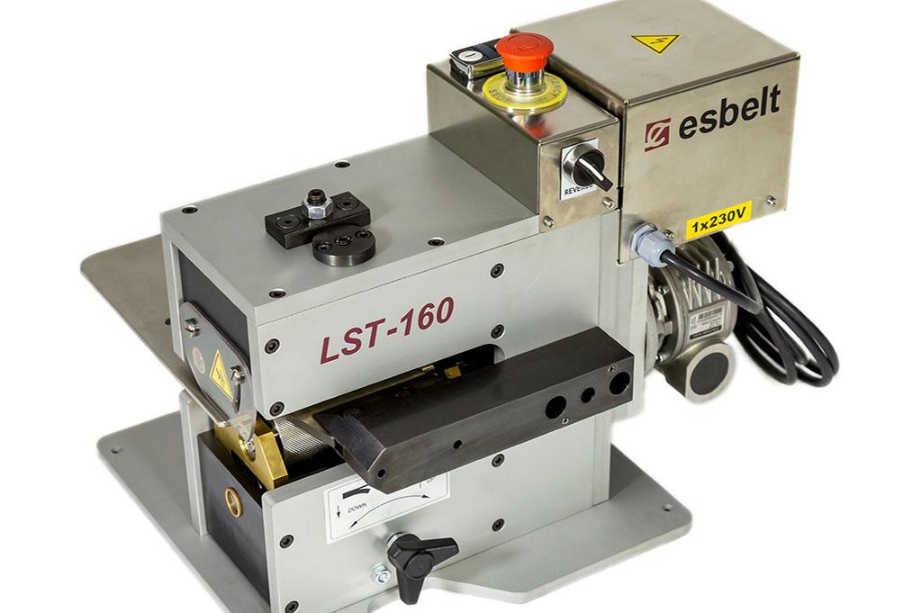 Separadora de telas de bandas transportadoras LST160