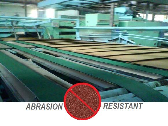 Abrasion Resistant Conveyor Belts