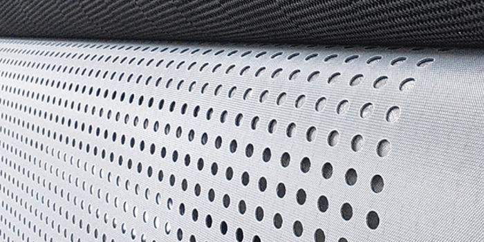 Perforación de bandas